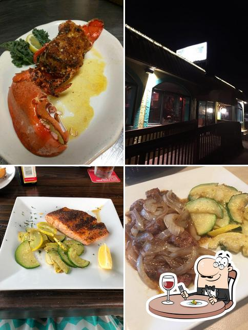 Meals at The Anchor