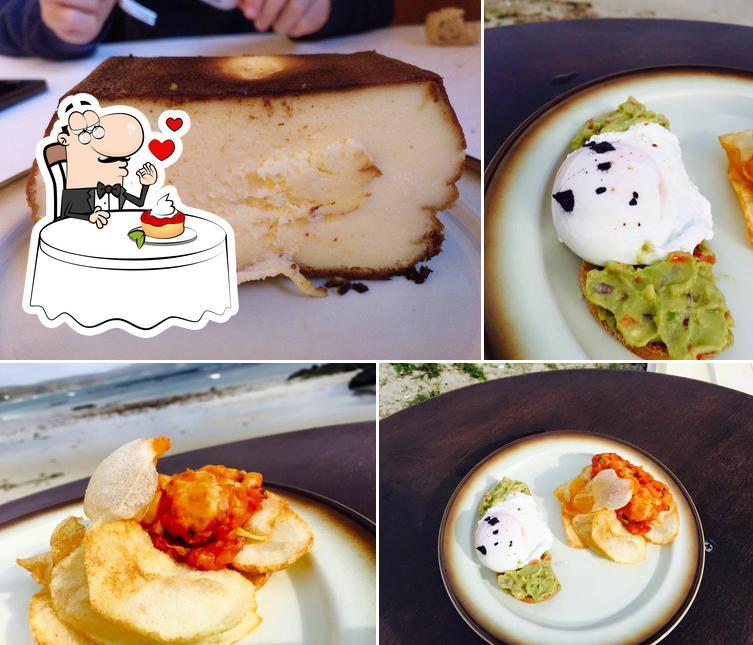 Tira do Cordel представляет гостям большое количество сладких блюд