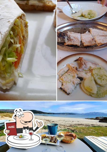 Блюда в Tira do Cordel