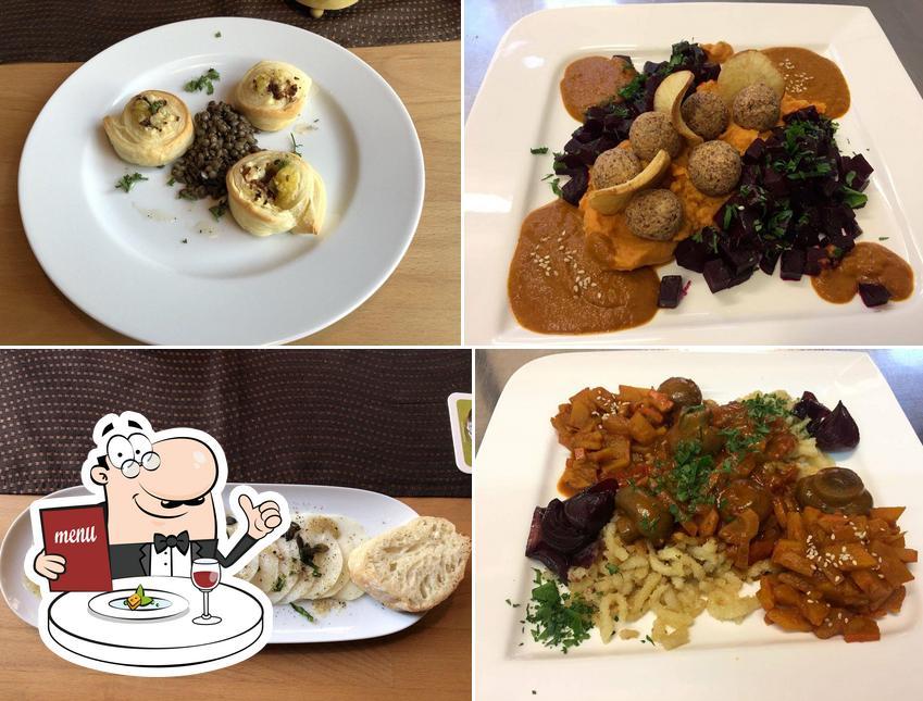 Essen im Gaststätte Windeck