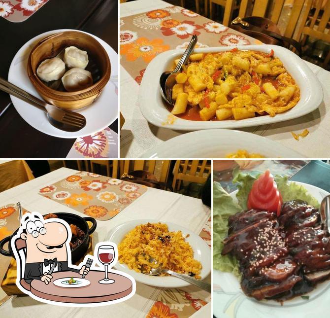 Comida em Xin