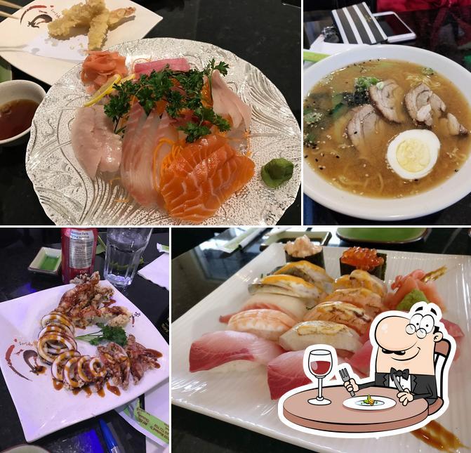 Meals at Yume Sushi