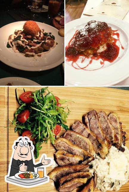 Meals at Ρόδι & Μέλι
