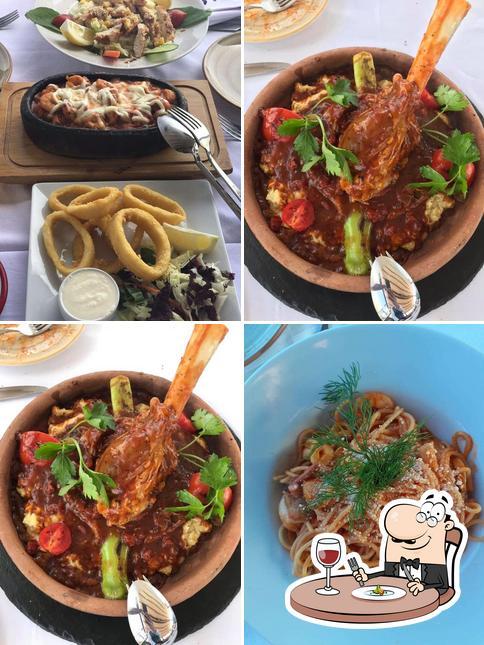 Meals at Turk Art Terrace Restaurant