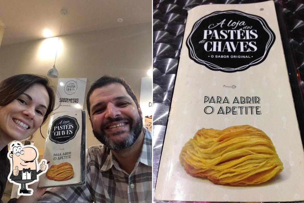 Foto de A Loja dos Pastéis de Chaves - Coimbra