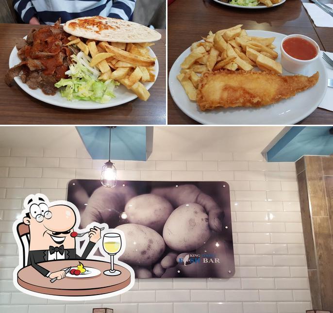 Meals at King Street Fish Bar