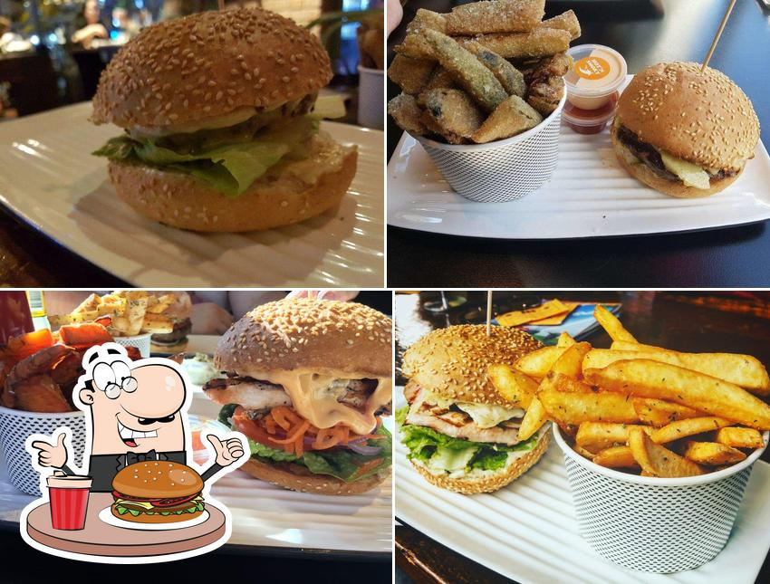 Treat yourself to a burger at Grill'd
