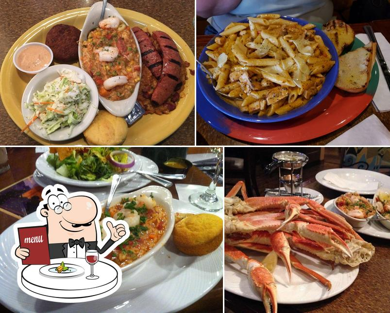 Meals at Gulf Shores Restaurant & Grill