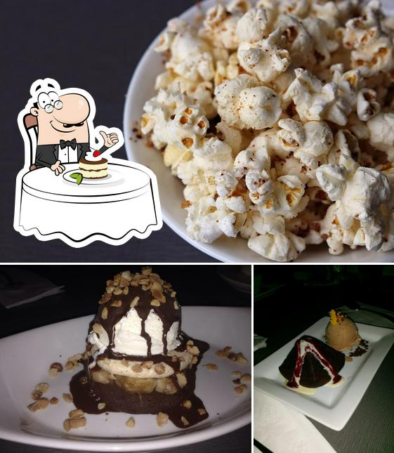 Hilo Bay Cafe provides a number of sweet dishes