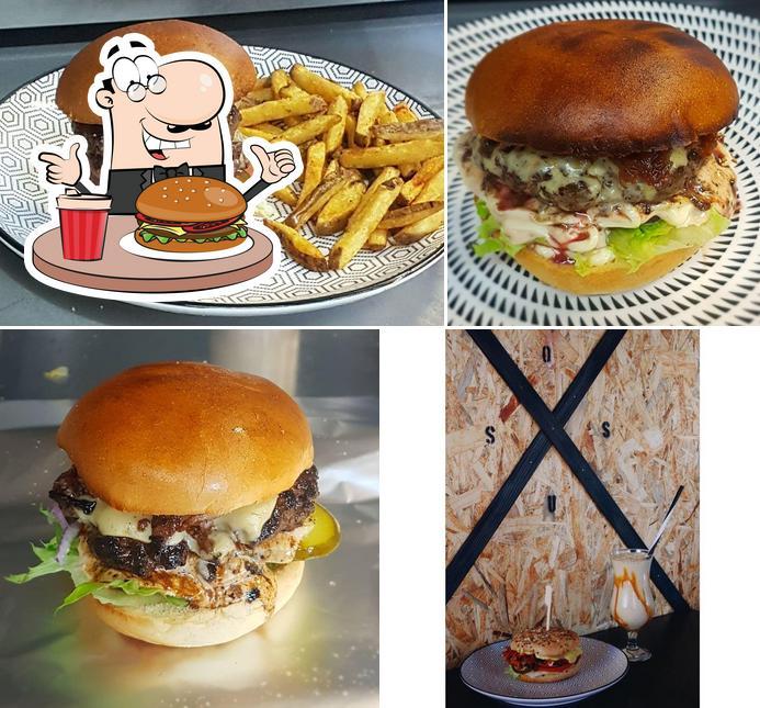 Las hamburguesas de Ossu Burger gustan a distintos paladares