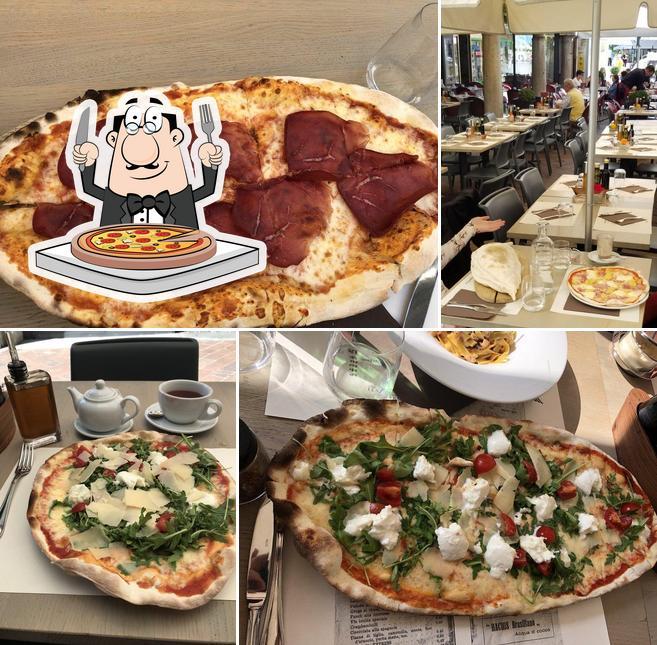 Bestellt eine Pizza bei Bistrot & Pizza Argentino