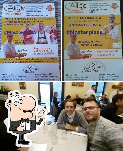 Foto di Pizzeria Grotta Azzurra