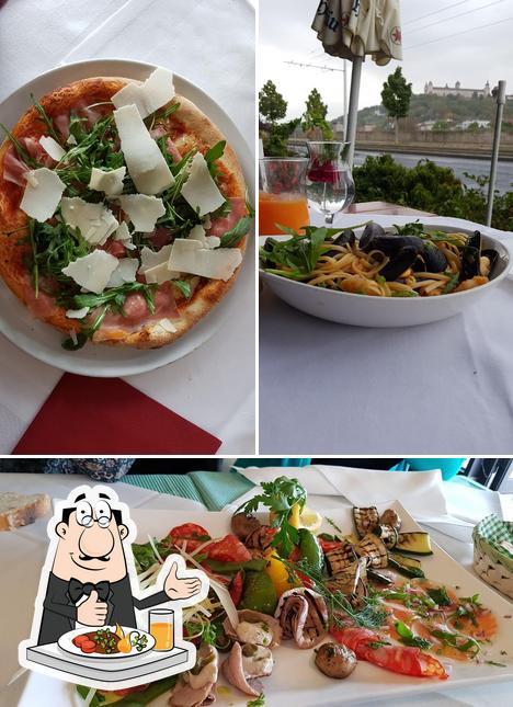 Food at Il Grano Ristorante Italiano