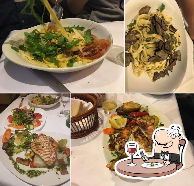 Meals at Il Grano Ristorante Italiano