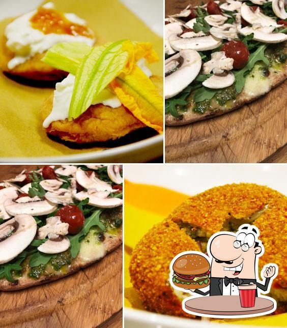 Prova un hamburger a Pizzeria INFORNO Pizza Birra & Brasserie