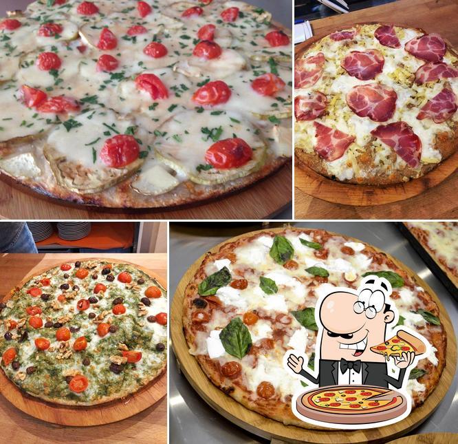 Scegli una pizza a Pizzeria INFORNO Pizza Birra & Brasserie