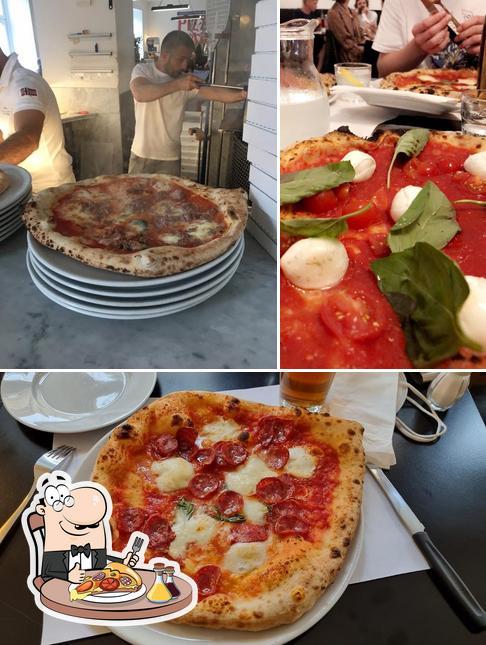 Kostet eine Pizza bei Pizza Mari