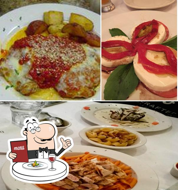 Meals at Pizza Masters