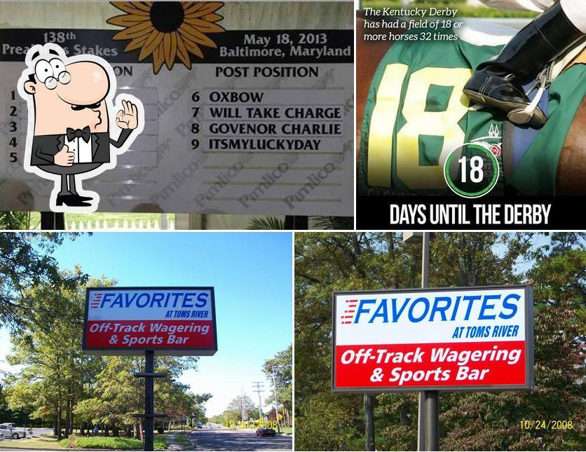 favorites off track betting toms river nj restaurants