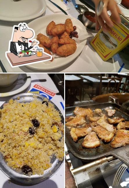 Comida em Bar e Restaurante Garota de Ipanema