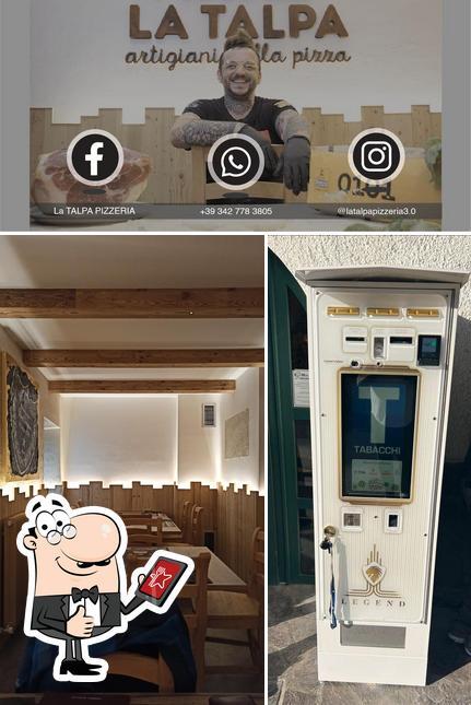 Foto di Bar Pizzeria La Talpa