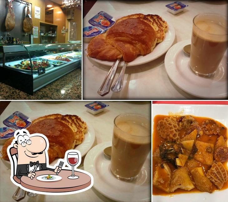 Food at VALDEMESO