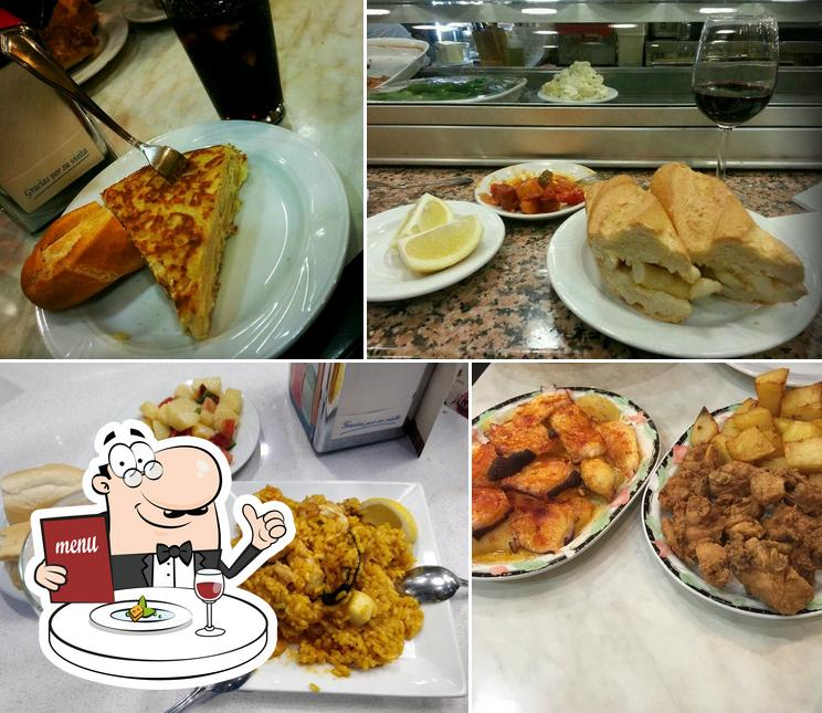 Meals at VALDEMESO