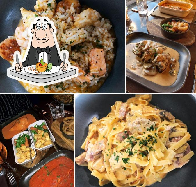 Meals at Angelo's Bistro