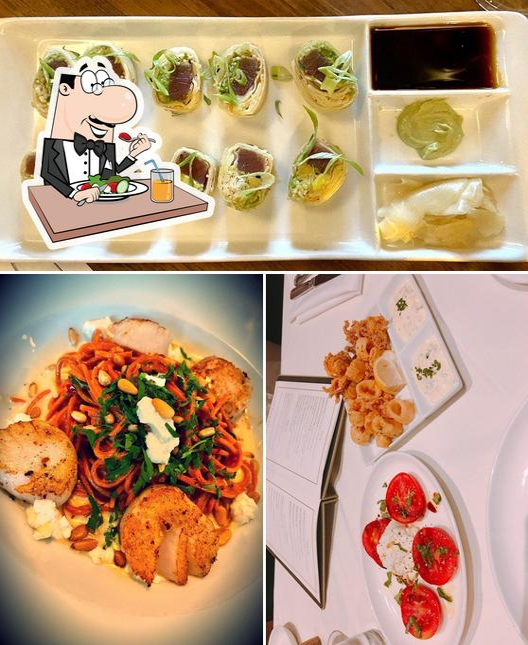 Food at Ciao Bella