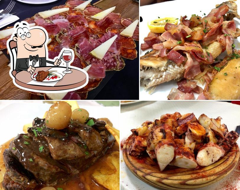 Отведайте блюда из мяса в Emperador