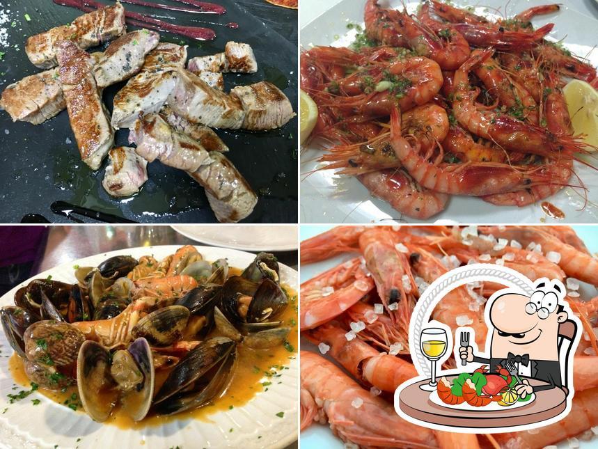 Попробуйте блюда с морепродуктами в Emperador