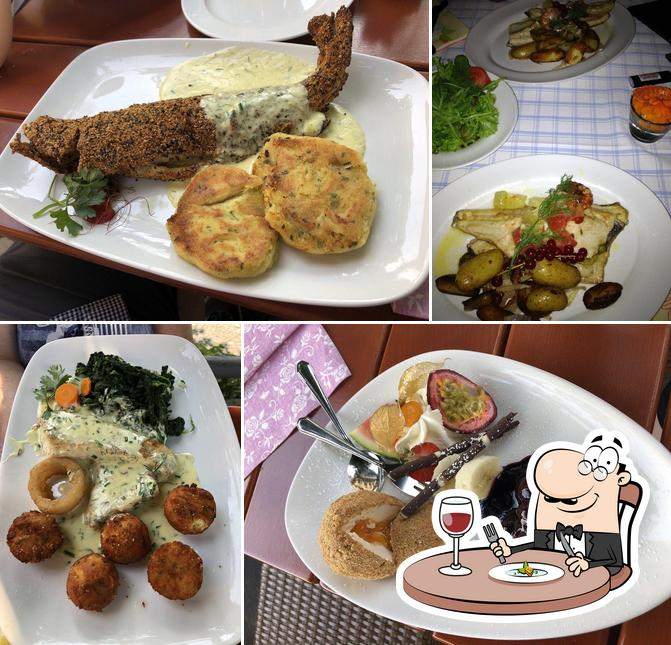 Meals at Fischerstüberl