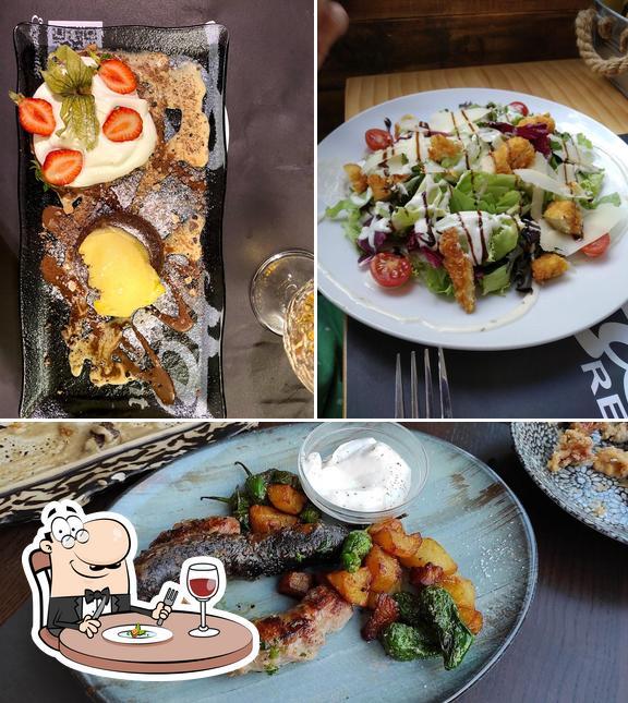 Food at Gretta