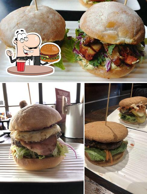 Try out a burger at Grill'd