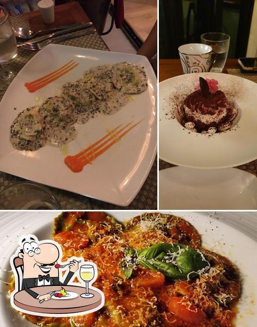 Meals at Gusto Italiano