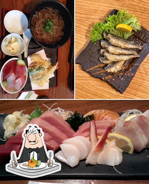 Gerichte im Hyuga