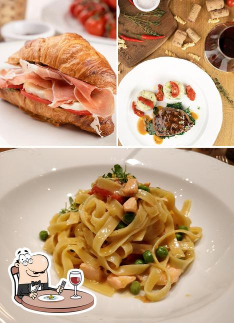 Meals at Italy