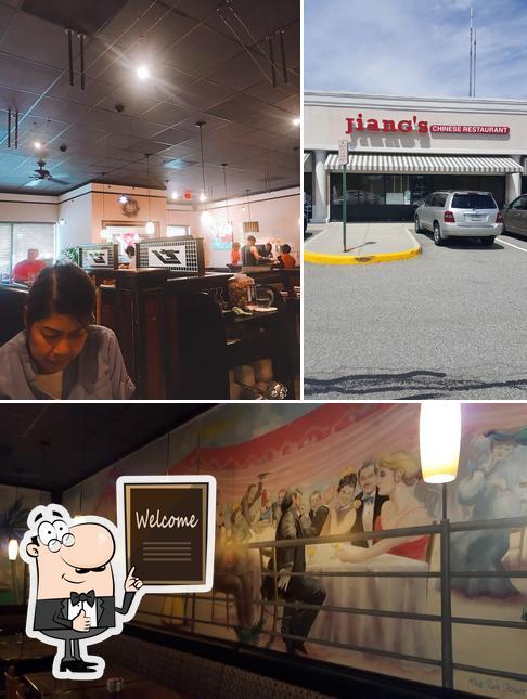 """Это изображение ресторана """"Jiang's Chinese"""""""