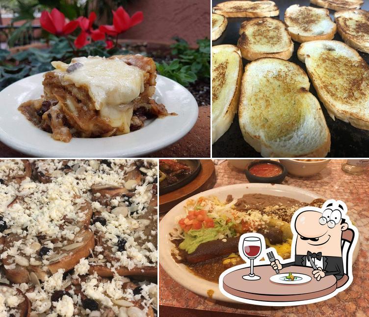 Meals at Los Barrios