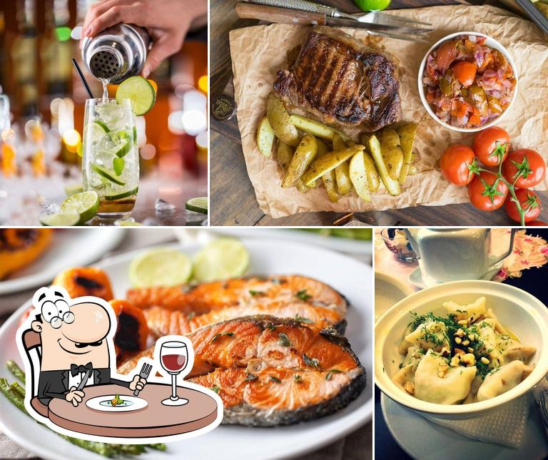 Nourriture à Pelmeni