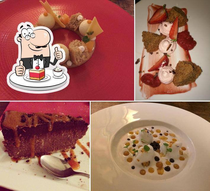 Soul Kitchen sert une éventail de desserts