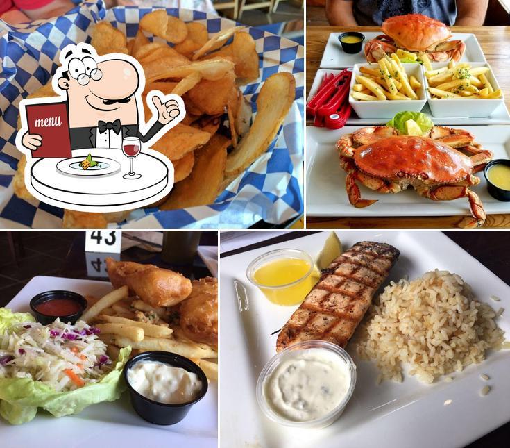 Meals at The Fisherman's Taverna