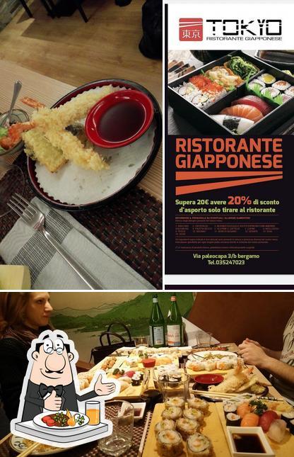 Food at Tokyo