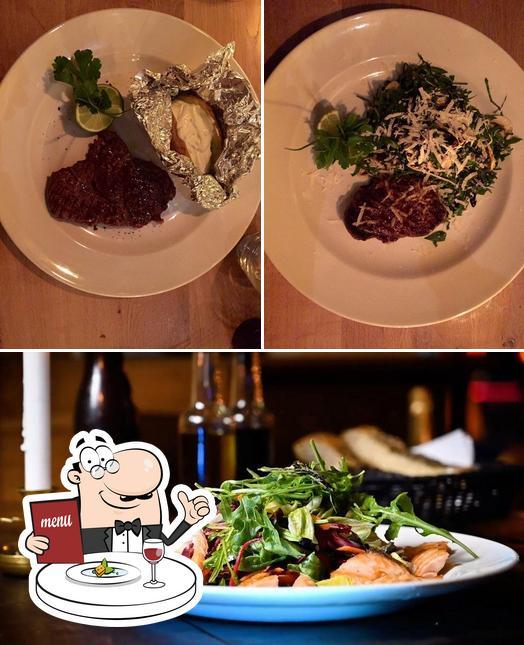 Meals at Trentasei