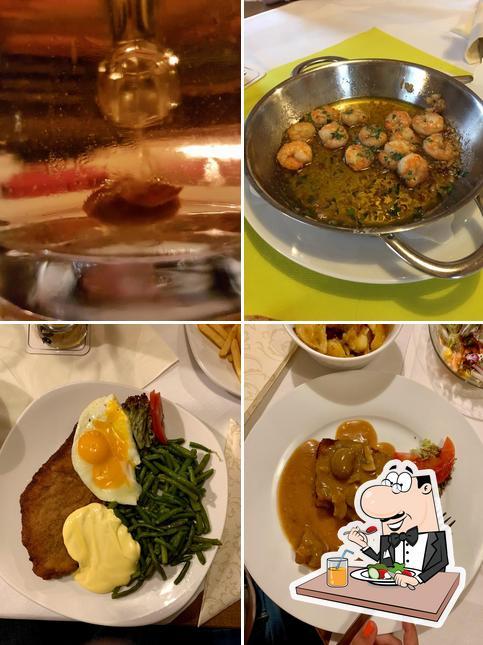 Gerichte im Gaststätte zum goldenen Schlüssel