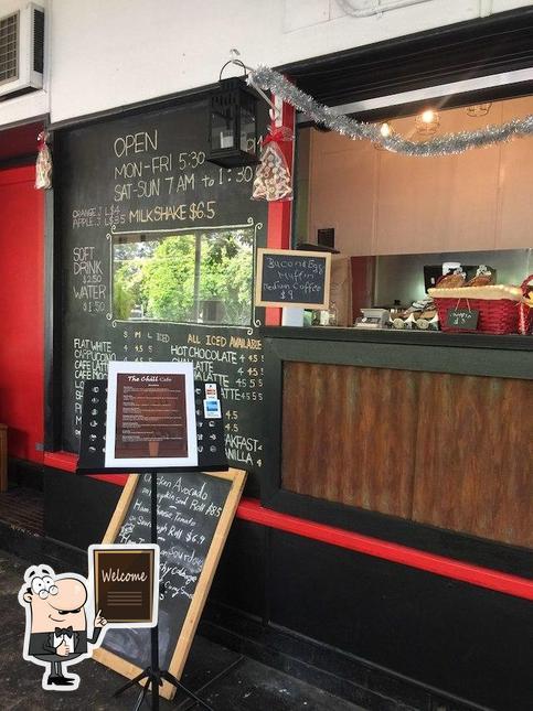 Фотография The Chill Cafe