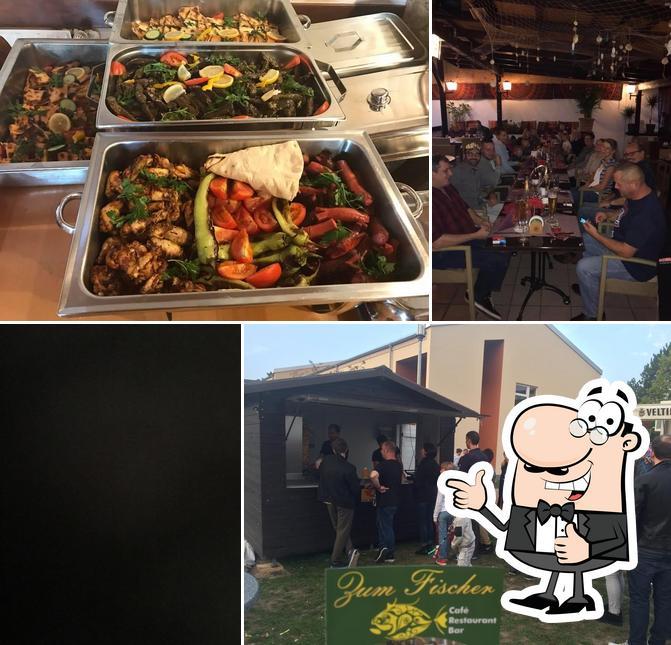 See this picture of Zum Fischer Restaurant