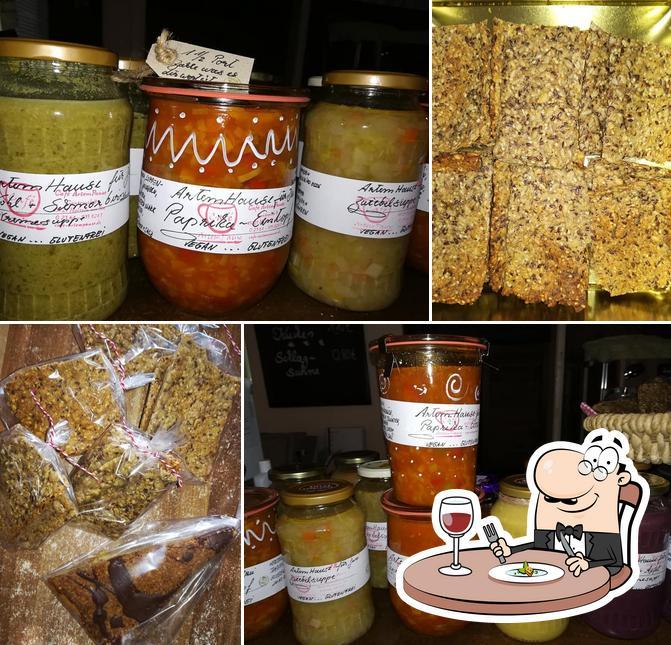 Essen im Café ArtemPause