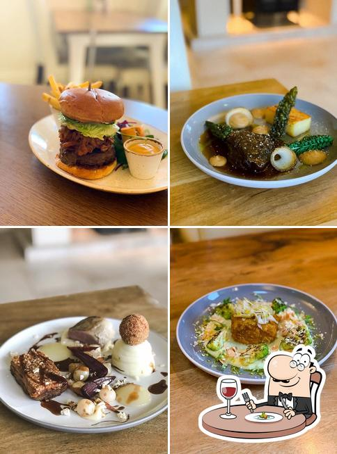 Meals at Middlemoor Farm Cafe