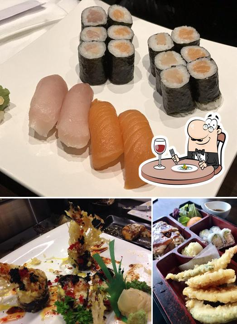 Meals at Noma Japanese Restaurant